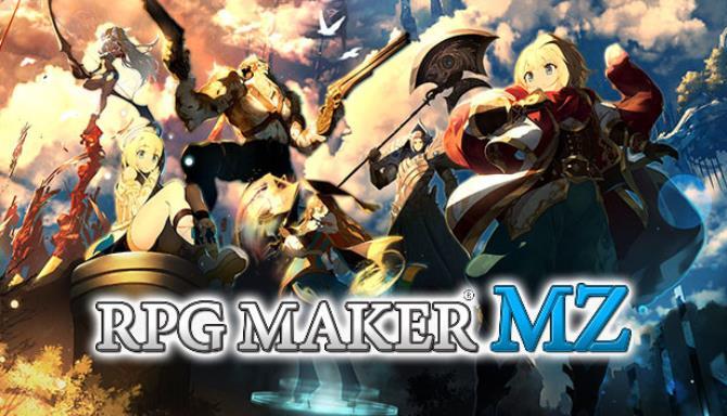 RPG Maker MZ Free Download
