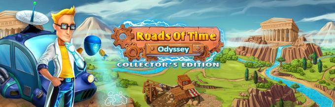 Roads Of Time Odyssey Collector's Edition Ücretsiz İndirin