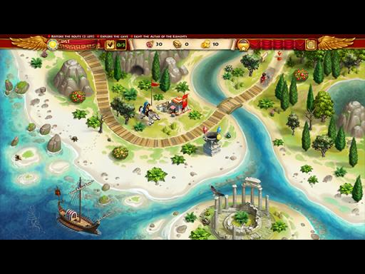 Roads of Rome: New Generation III Collector's Edition Torrent İndir
