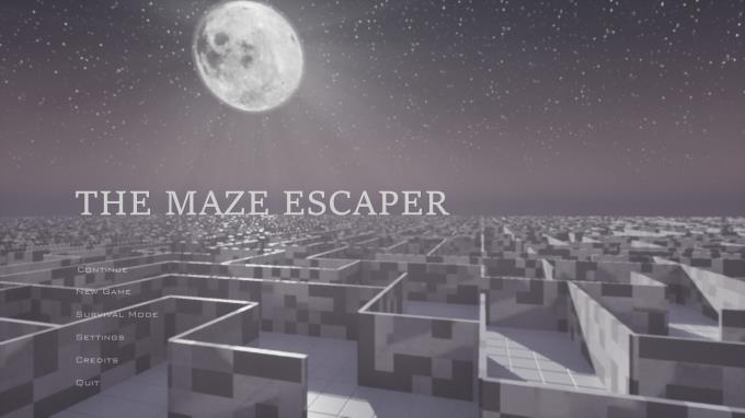 Maze Escaper PC Crack