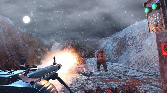 2. Dünya Savaşı Kış Silah Menzili VR Simülatörü PC Crack