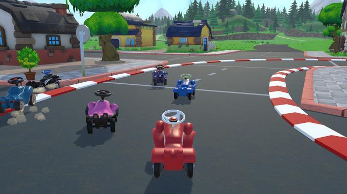 BIG-Bobby-Car - Büyük Yarış Torrent İndir