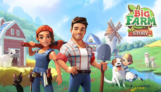 Big Farm Story Ücretsiz İndirme