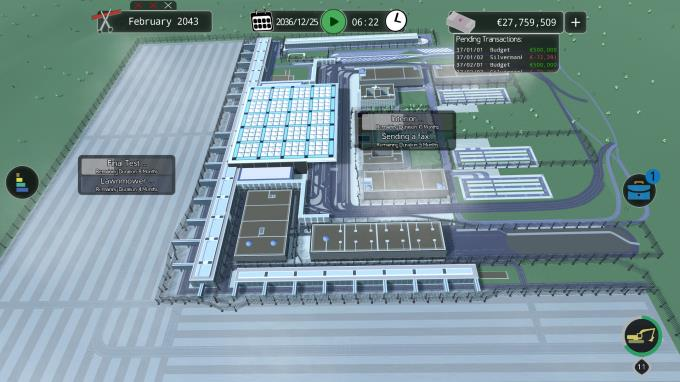 Kaotik Havaalanı İnşaat Simülatörü Torrent İndir