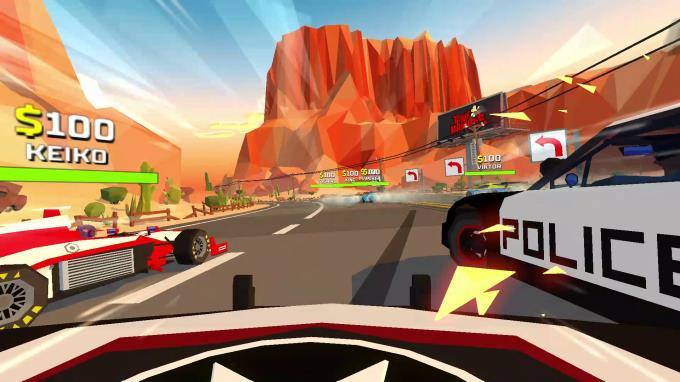 Hotshot Racing PC Crack