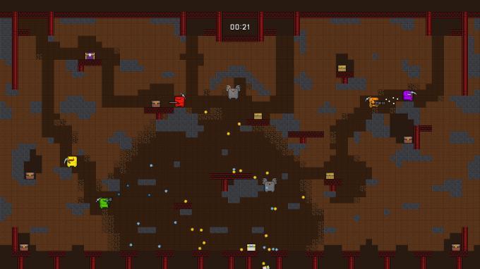 Madenci Savaşı Torrent İndir