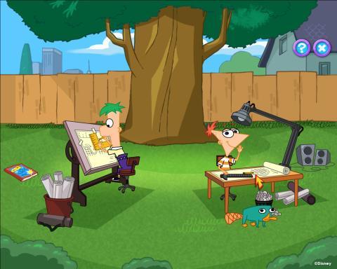 Phineas ve Ferb: Yeni Buluşlar Torrent İndir