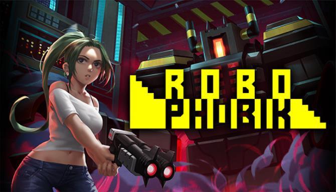 RoboPhobik Ücretsiz İndirme