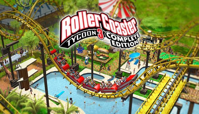 RollerCoaster Tycoon 3: Tam Sürüm Ücretsiz İndirme