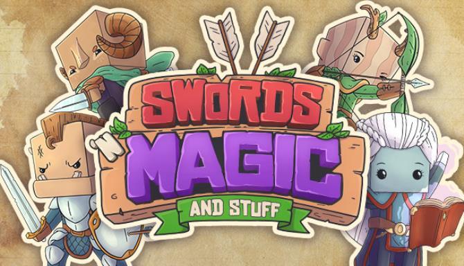Swords 'n Magic and Stuff Ücretsiz İndirme