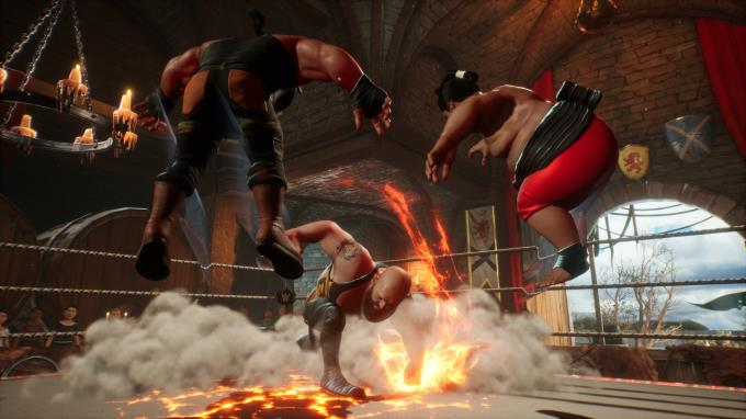 WWE 2K BATTLEGROUNDS Torrent İndir