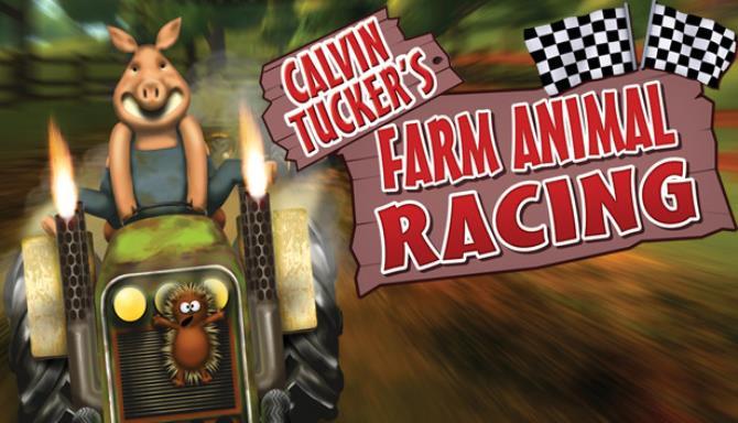 Calvin Tucker'ın Çiftliği Hayvan Yarışı Ücretsiz İndirme