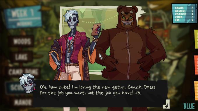 Monster Prom 2: Monster Camp Torrent İndir
