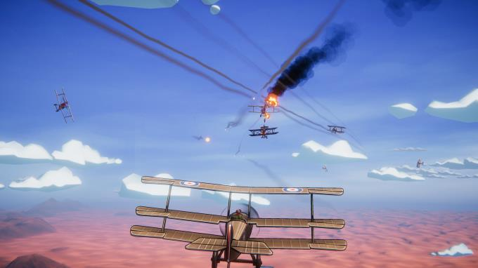Red Wings: Aces of the Sky Torrent İndir