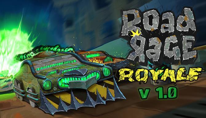 Road Rage Royale Ücretsiz İndirme