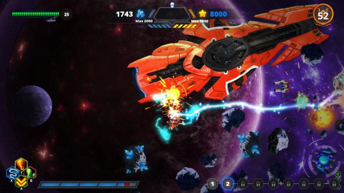 Space Avenger - Empire of Nexx Torrent İndirme