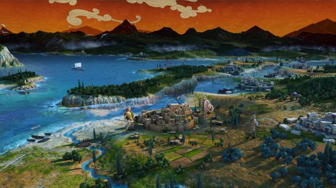 Total War Saga: TROY PC Crack