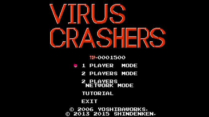 Virus Crashers Torrent İndirme