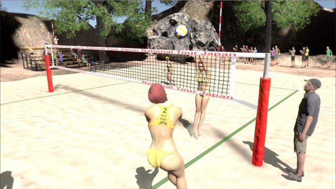 Voleybol Unbound - Pro Plaj Voleybolu PC Crack