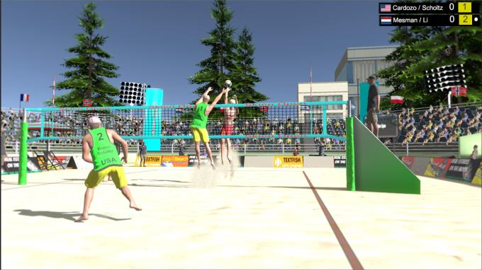 Voleybol Unbound - Pro Beach Volleyball Torrent İndir
