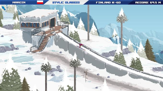 Ultimate Ski Jumping 2020 PC Crack