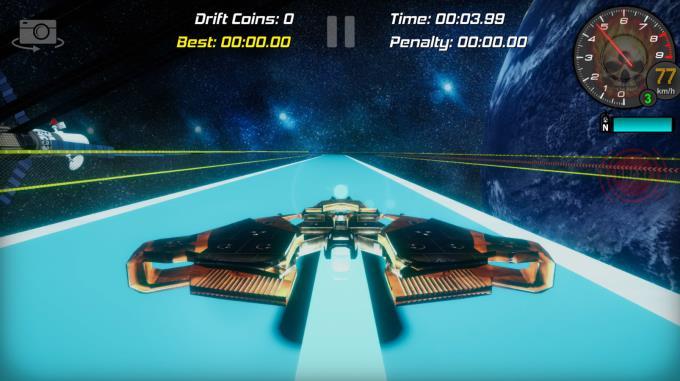 Space Ship DRIFT Torrent Download