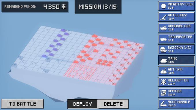 Voxel Battle Simulator PC Crack
