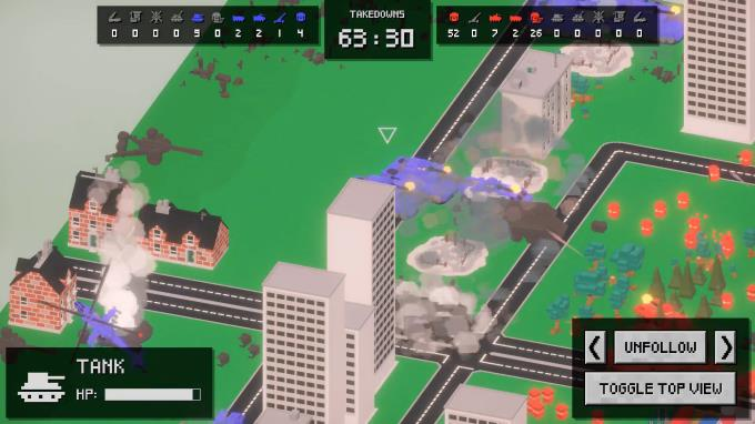 Voxel Battle Simulator Torrent Download