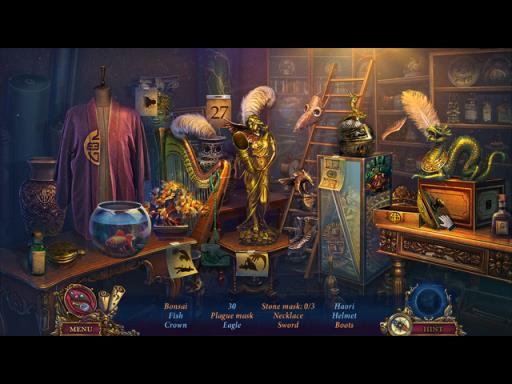 Whispered Secrets: Morbid Obsession Collector's Edition PC Crack