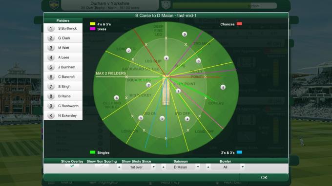 Cricket Captain 2021 PC Crack