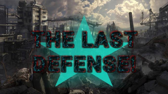 THE LAST DEFENSE! Torrent Download