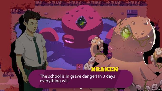 Kraken Academy!! Torrent Download