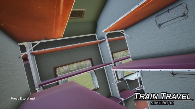Train Travel Simulator PC Crack