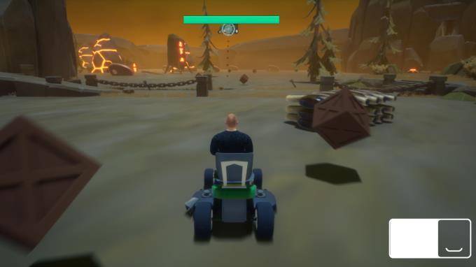 Lawnmower Game: Battle Torrent Download