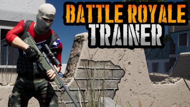 Battle Royale Trainer Free Download PC Game