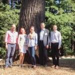 Giessen Group 2014 in Santa Cruz