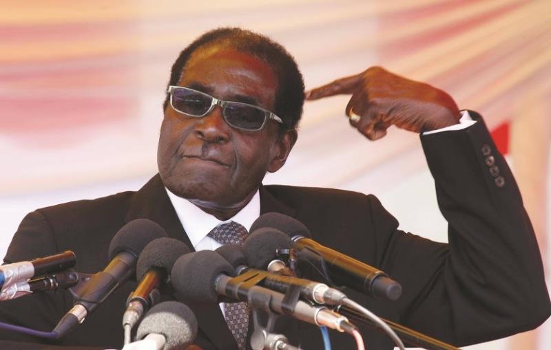 Image result for Perezida Robert Mugabe
