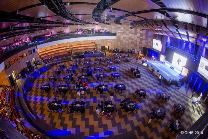 Muri Intare Conference Arena i Rusororo hateguwe bidasanzwe