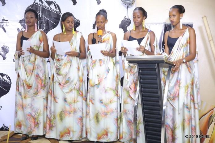 Umukundwa Clemence, Bayera Nisha Keza, Inyumba Charlotte, Umukunzi Teta Sonia na Mutoni Oliver bahiga ibyo bifuza kuzakora mu 2019
