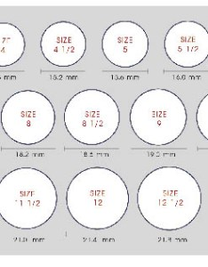 Ring size chart also engagement buyer   guide rh igionline