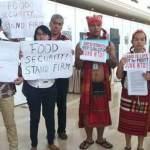 Letter from civil society regarding public food stockholding programs