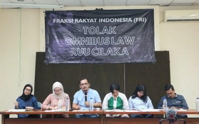 Demokrasi Dihabisi: Omnibus Law Mematikan Demokrasi