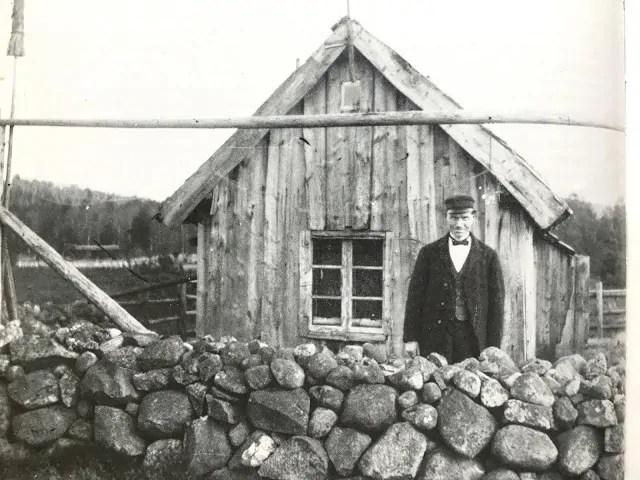 J. W. A. YLLANDERS DAGBOK 1889:  September D. 26 Th.