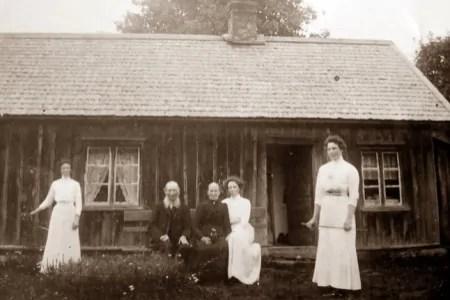J. W. A. YLLANDERS DAGBOK 1889:  Oktober D. 24 Th.