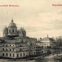 Три истории: «Бристоль», улица Кольцовская и подземные ходы Воронежа