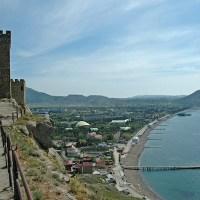 Четыре с половиной дня в сентябрьском Крыму