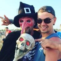 Самые яркие персонажи фестиваля «Чернозём 2018»: лица, костюмы, образы