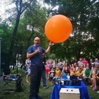 День открытой астрономии в Воронеже собрал гораздо больше участников, чем ожидалось