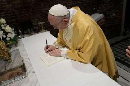 Exhortación Apostólica Papa Francisco a los Jóvenes
