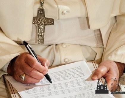 Papa Francisco establece ministerio de catequistas
